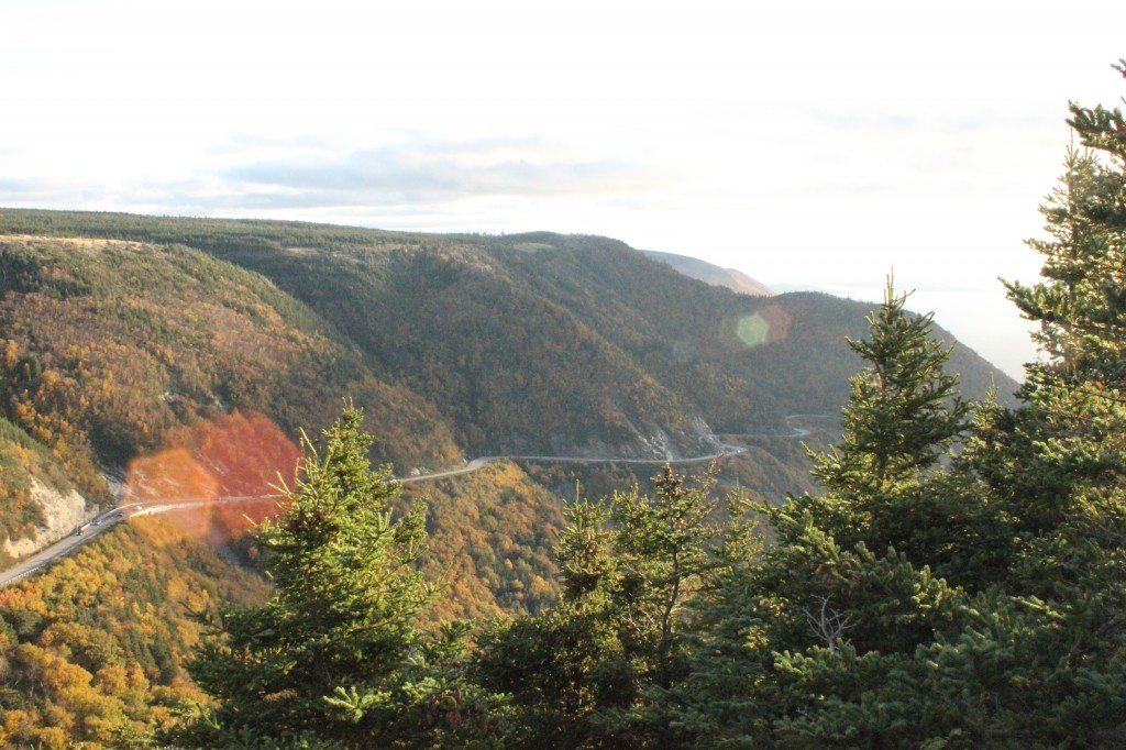 Cabot Trail | www.purplehousecafe.com