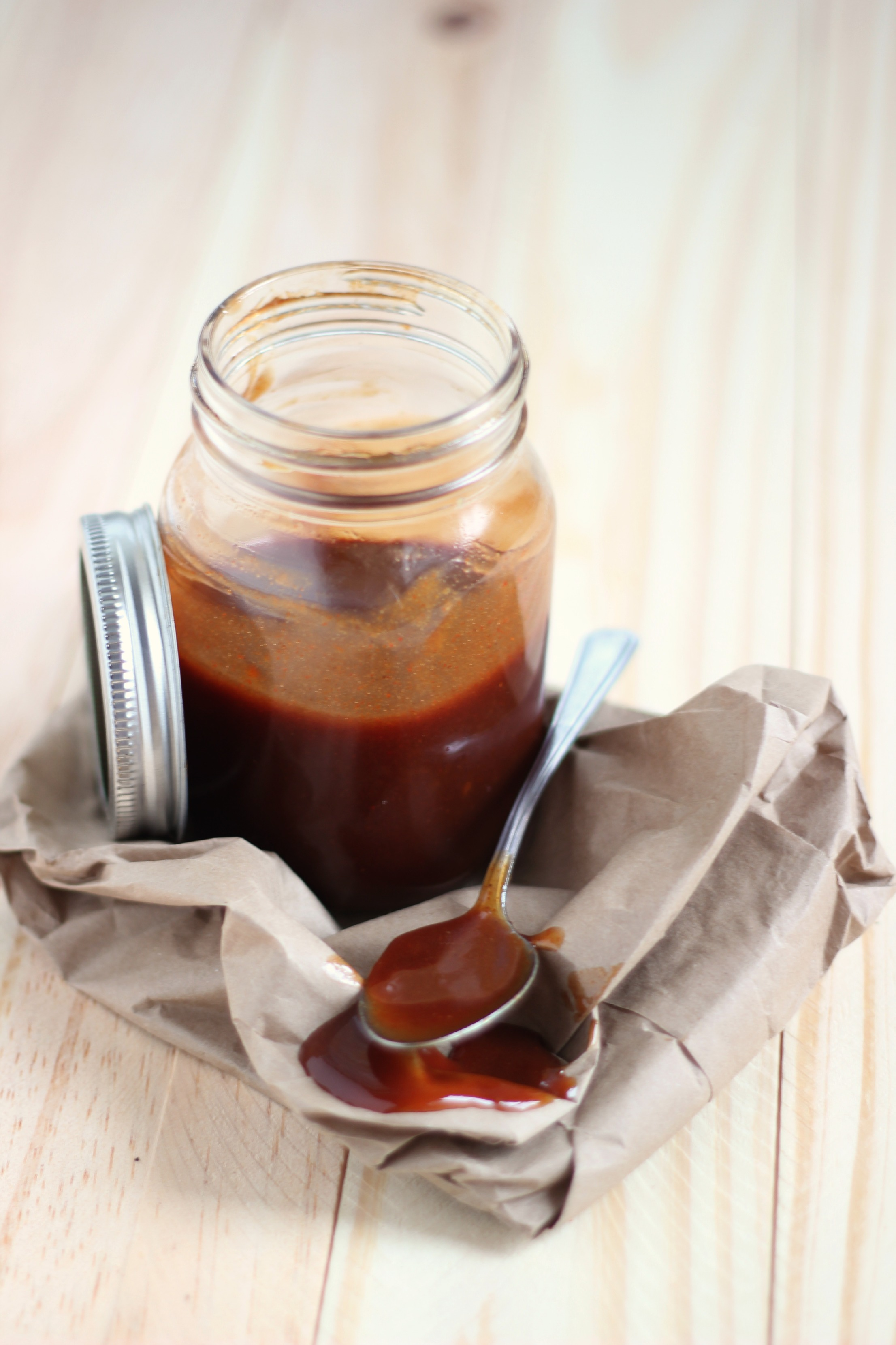 Homemade Barbecue Sauce…from SCRATCH! – Purple House Café
